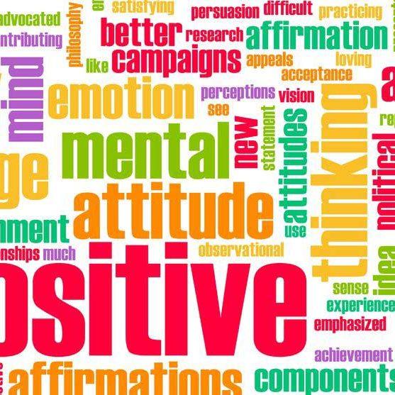 Retrouver la positive attitude avec la pratique de l'EFT grâce à Lysiane Crespin à Vannes ou Ploeren.